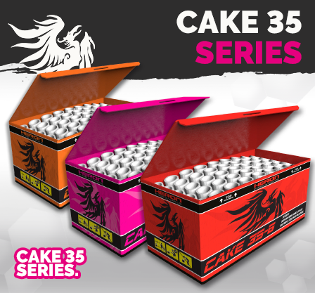 Cake 35 Serie