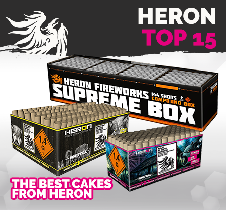 Heron Top 15