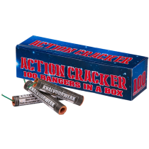 Action Cracker (per 100 stuks)