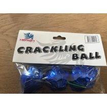 crackling ball