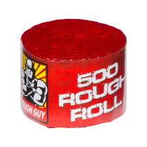 500 Rough Roll (knalrol)