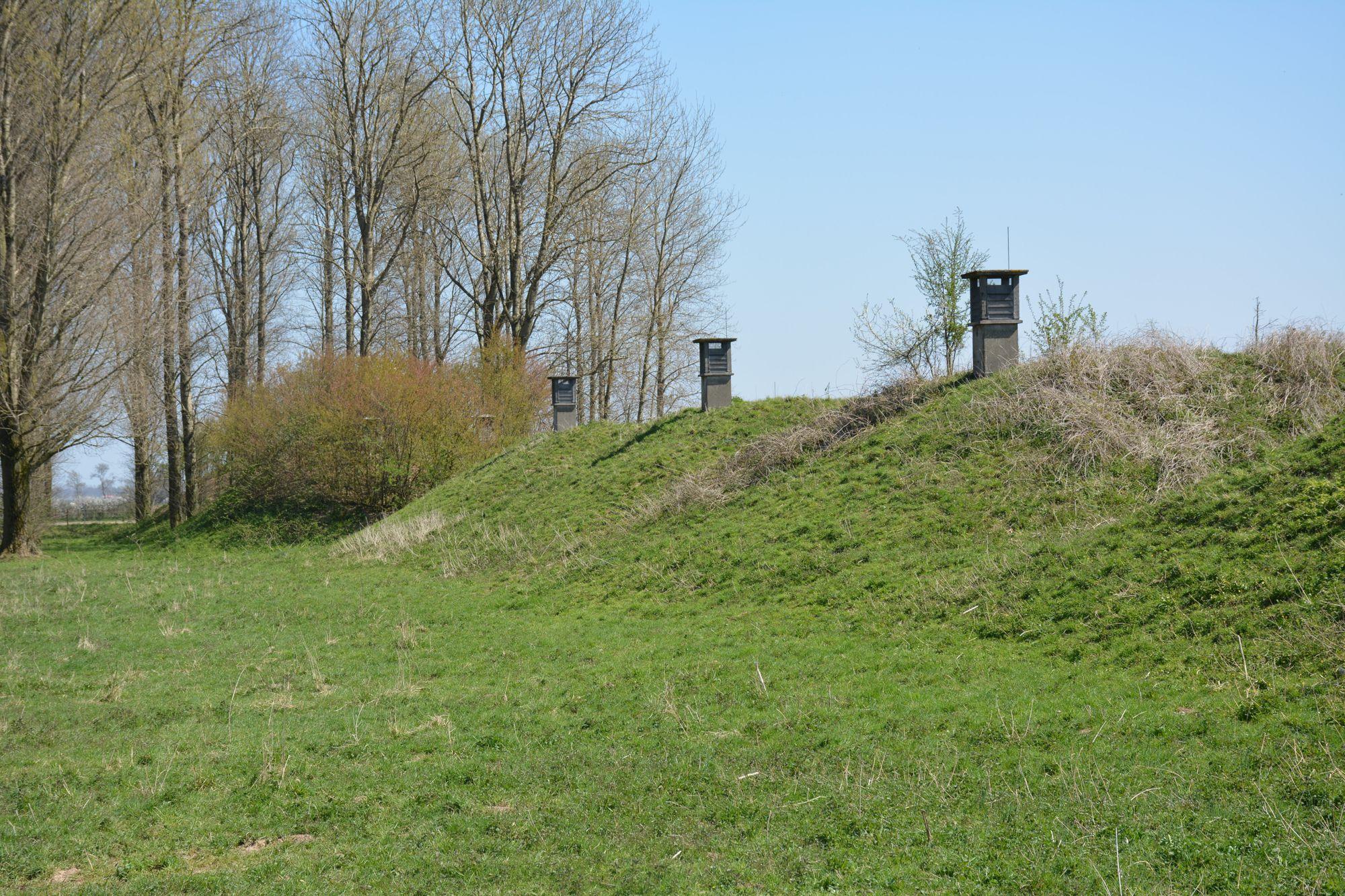 Bunker park Emmerich